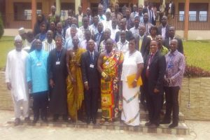 The fifth Applied Research Conference in Africa (ARCA)