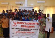 Women's Academy for Africa (WAFA)