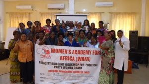 Women's Academy for Africa (WAFA)