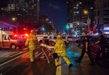 New York Blast