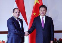 China and Egypt