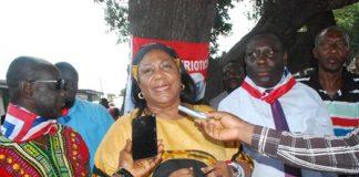 Mrs. Rebecca Naa Okaikor Akufo-Addo