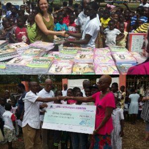 Donation exercise