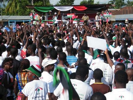ndc President Mahama