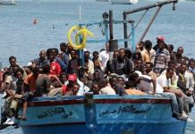 Risky Journey in the Mediterranean Sea: Africans en route to Europe Image Credit: BBC Africa