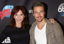 Marilu and Derek on Sept. 7. (Photo Credit: Getty Images)
