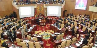 Ghanaian Parliament