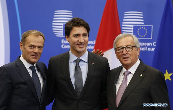 Canada and EU Signed a New Trade Agreement