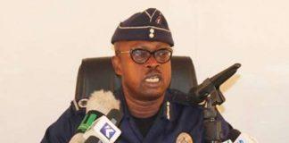 The Ashanti Regional Police Commander COP Kofi Boakye