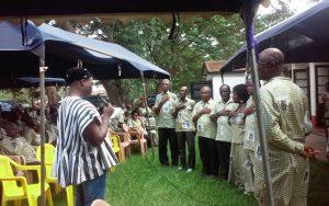 University of Ghana pensioners