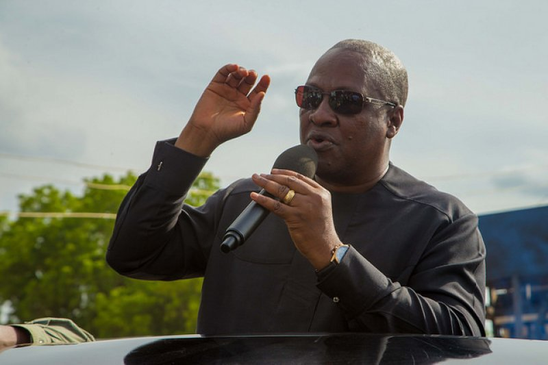 2016 polls: Rigging allegations nonsense – Mahama