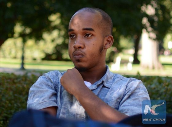 IS claims Ohio State University attacker as its 'soldier'