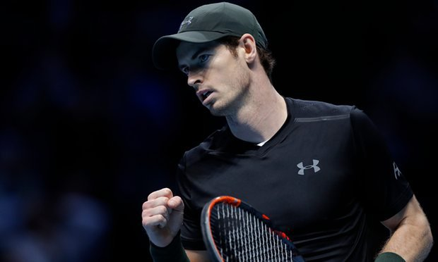 ATP World Tour Finals: Murray beats Djokovic to remain world number one
