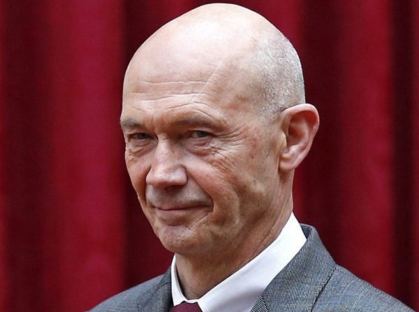 Pascal Lamy, former director-general of the World Trade Organization. [Photo / China Daily]