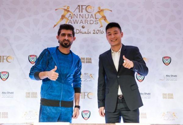 UAE midfielder Abdulrahman voted Asian player of the year
