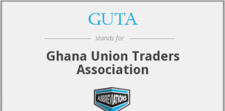 Ghana Union of Traders' Associations (GUTA)