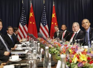 China-US ties