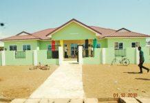 Ultra-modern community information centre