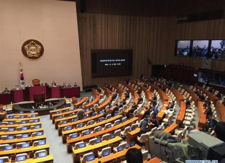 News Analysis, Reversal of fate ,impeached, S.Korean president , , Yoo Seungki, SEOUL, Dec. 9 ,Xinhua,