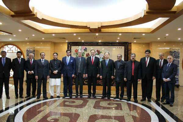6th JCC on CPEC held in Beijing