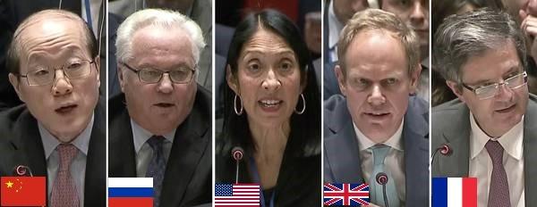 China's veto