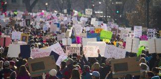 Denver's Women's Day March
