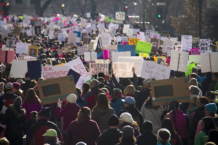Denver's Women's Day March