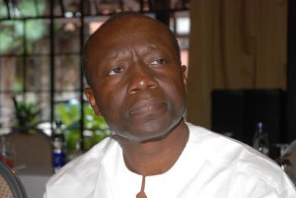 Kenneth Ofori-Atta