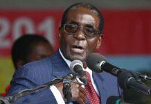 Mugabe new
