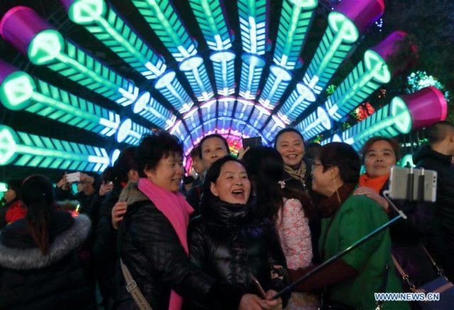 CHINA-SICHUAN-ZIGONG-LANTERN SHOW (CN)