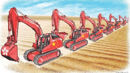 Image result for china's road and belt initiative cartoon