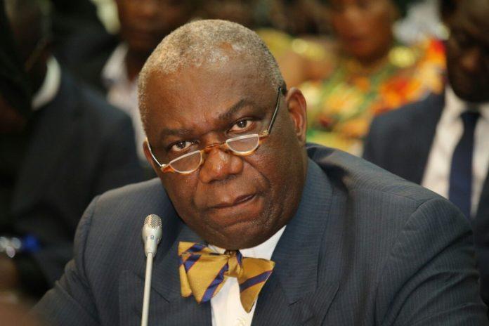 Mr Boakye Agyarko
