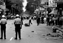 Detroit Rebellion July 1967
