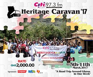 Heritage Caravan Ad