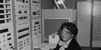 Mary Jackson first femal engineer in 1958