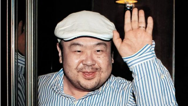 North Korea Jong-nam