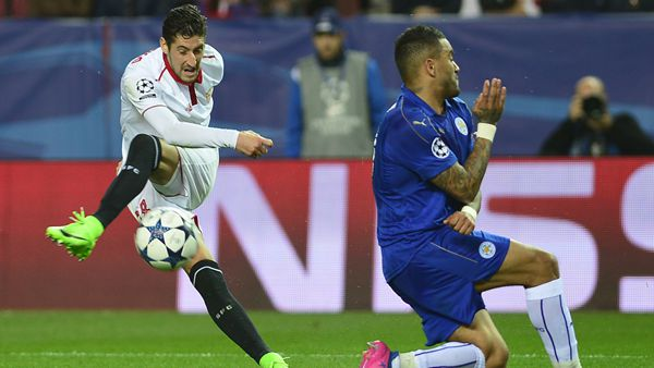 Leicester manager Claudio Ranieri delighted by resilience at Sevilla