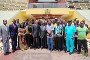 Ghana's President Nana Akufo-Addo