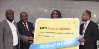 MTN Apps Challenge Version 4.0