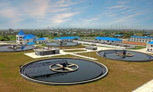 Kpong Water Supply Expansion Project in Ghana