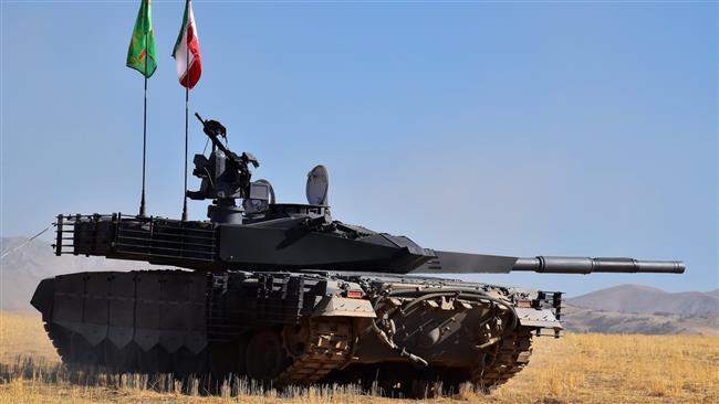 Karrar, Iran's most advanced indigenous tank