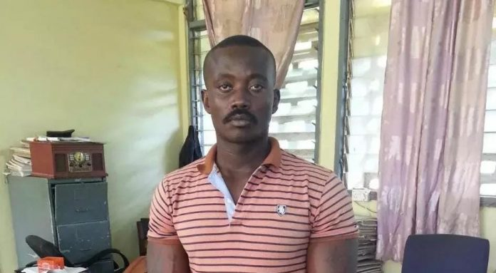 Delta Force Leader Shows Remorse After Granted Bail | News Ghana