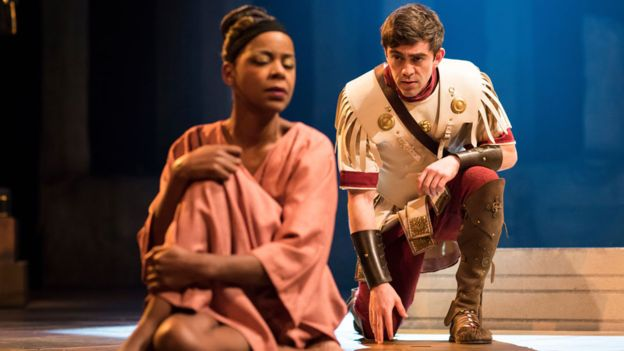 RSC production of Antony and Cleopatra