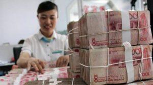 China's forex