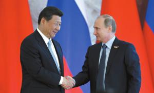 China-Russia ties