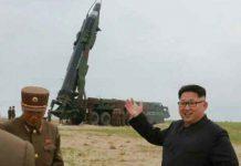 DPRK missile