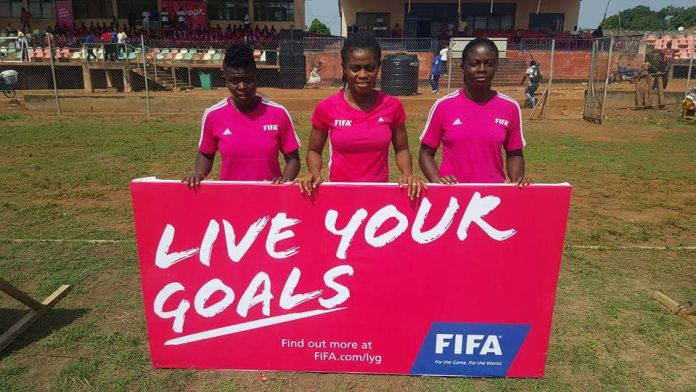 Live Your Goals' Campaign