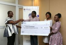 Ideal Finance supports Ghana@60