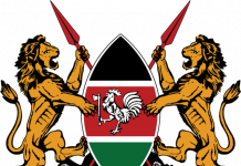 Kenyan Coat of arms