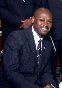 Prince Ofosu Sefa.